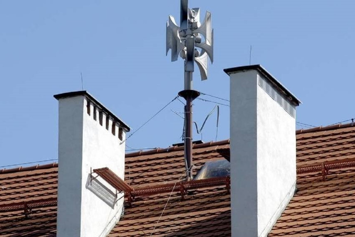 52 new alarm sirens in Lodz, Poland