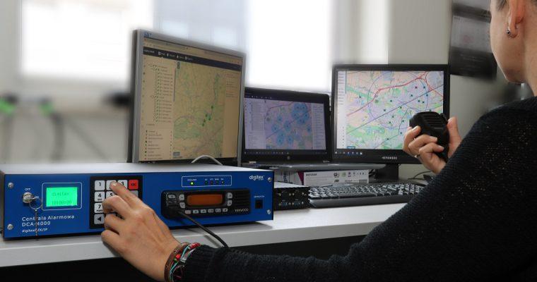 control alarm panels for public warning system