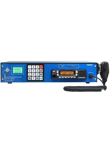 DCA-4000 alarm control panel