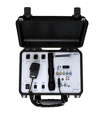 DSE-200M MOBILE ELECTRONIC SIREN