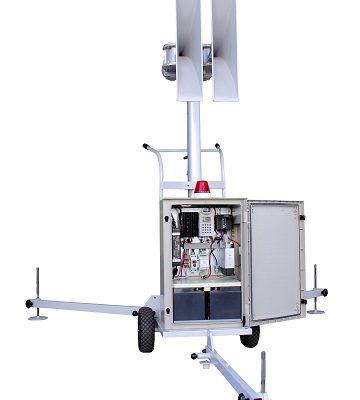 DSE-300M MOBILE ELECTRONIC SIREN