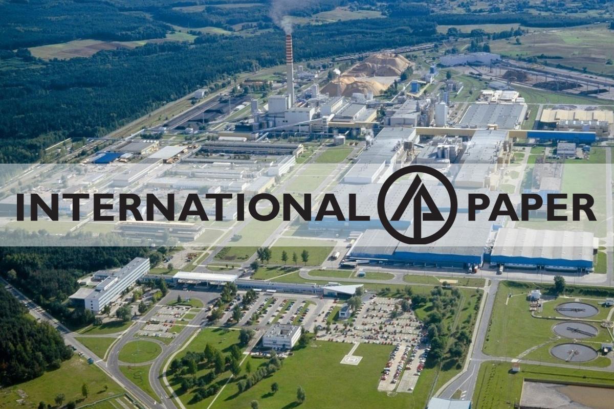 digitexCZK/IP in International Paper industry