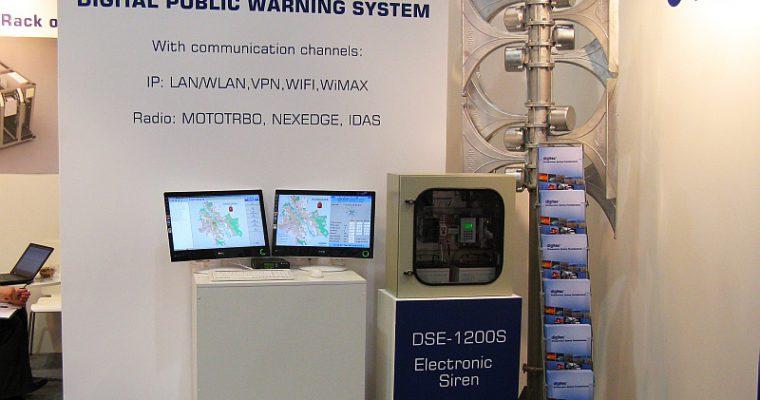 DIGITEX at Interschutz 2010