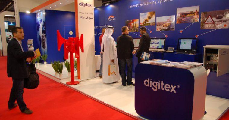 DIGITEX at Intersec 2015 in Dubai