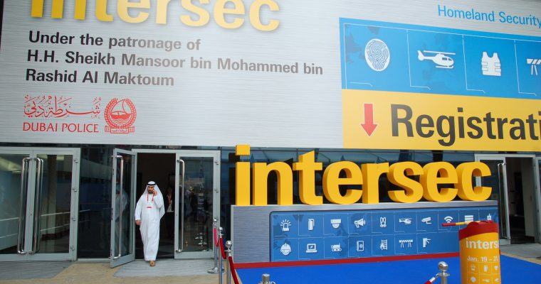 DIGITEX at Intersec 2014 in Dubai