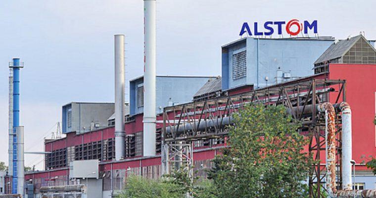 DSE sirens in Alstom Power, in Elblag, Poland