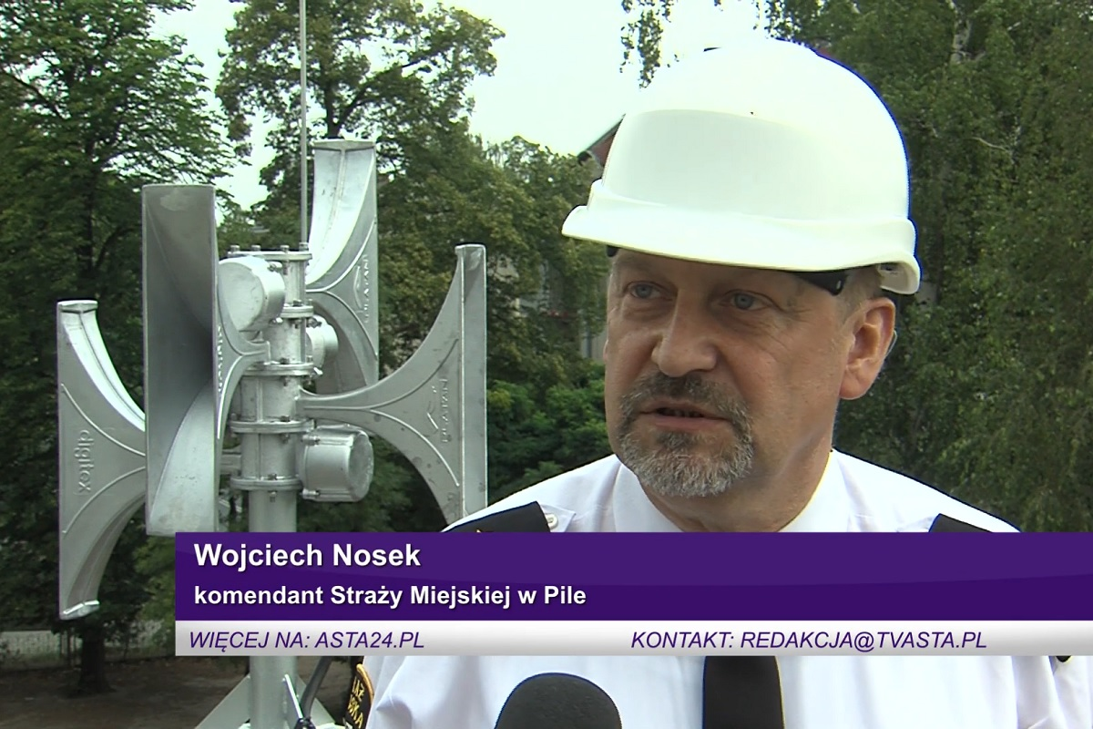 SAFETY OF RESIDENTS THE PILA CITY, POLAND