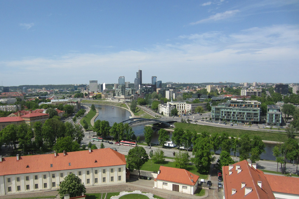 Lithuania invests in digitex sirens